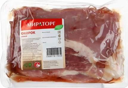 Окорок свиной Мираторг без кости охлажденный 1 кг
