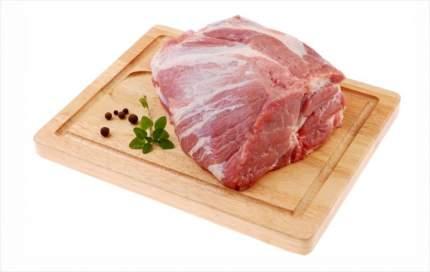 Лопатка свиная бескостная для запекания охлажденная 1000 г