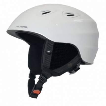 Горнолыжный шлем Alpina Junta 2.0 2021, white, M/L