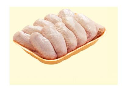 Крыло цыпленка-бройлера Ясные Зори охлажденное ~1 кг
