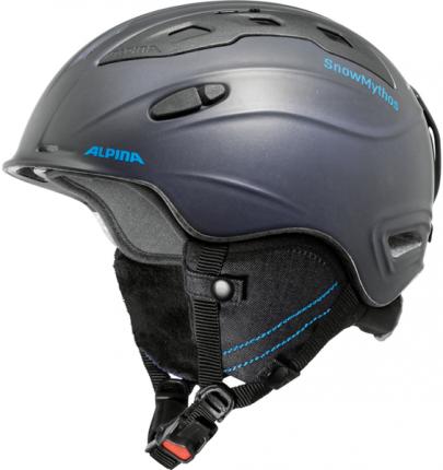 Горнолыжный шлем Alpina Snow Mythos 2019, nightblue-denim matt, S/XS