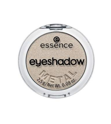 Тени для век essence eyeshadow - 16 серый с шиммером