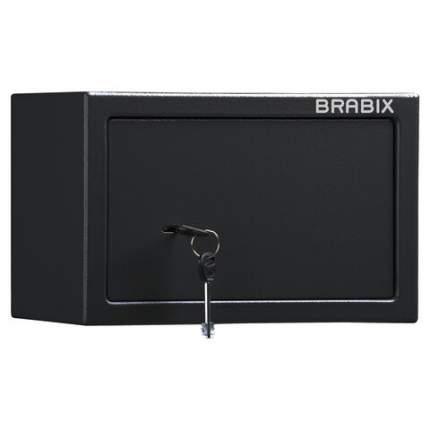 """Сейф офисный (мебельный) BRABIX """"SF-200KL"""", ключевой замок, 291144, S103BR211114"""