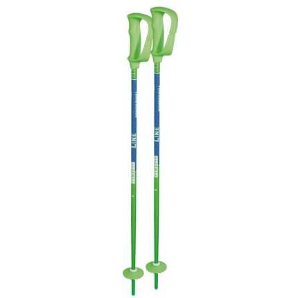 Горнолыжные палки Komperdell 2018-19 Alpine Universal Defence Green 14 мм 105 см