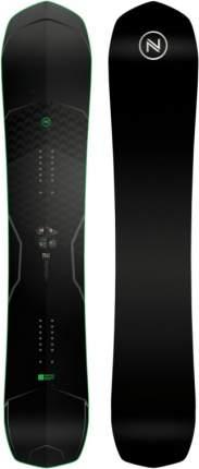 Сноуборд Nidecker Megalight 2020, black, 164 см