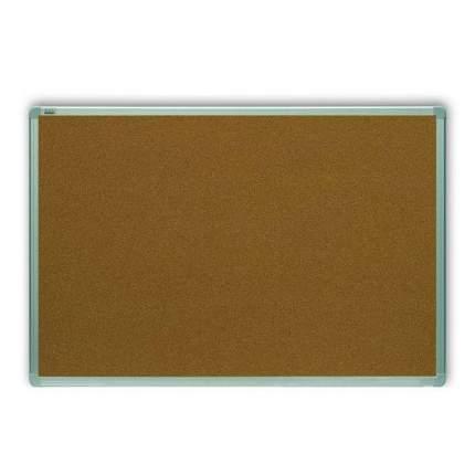Доска пробковая inФОРМАТ STANDARD, 100х180 см, алюминевая рама