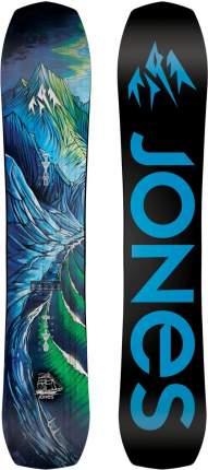 Сноуборд Jones Youth Flagship 2021, blue/black, 147 см