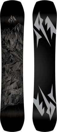 Сноуборд Jones Ultra Mountain Twin 2021, black/grey, 163 см