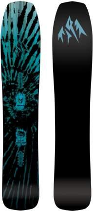 Сноуборд Jones Mind Expander 2021, black/blue, 162 см