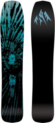 Сноуборд Jones Mind Expander 2021, black/blue, 154 см