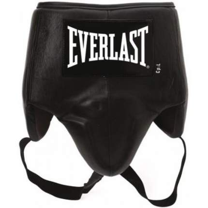 Защита паха Everlast Velcro Top Pro, черная, S