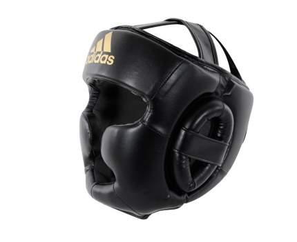 Боксерские шлемы: Шлем боксерский ADIDAS Speed Super Pro Training L