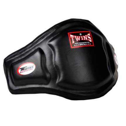 Twins Special Защита торса (пояс тренера) Twins Special Belly Protector bepl3 черная