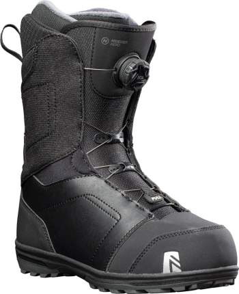 Ботинки для сноуборда Nidecker Aero 2021, black, 25