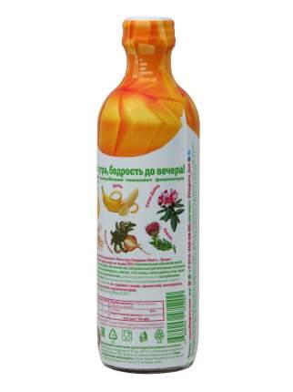 Напиток сокосодержащий обогащенный ФИТОГУРУ Энерджи Манго-Банан-Женьшень, 12 бутылок