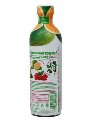 """Напиток сокосодержащий обогащенный """"Фитогуру Тонус грейпфрут - апельсин"""", 12 бутылок"""