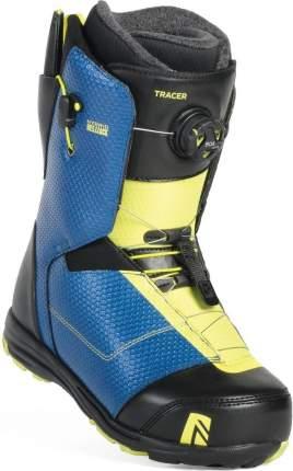 Ботинки для сноуборда Nidecker Tracer Hlock Coil 2019, neon, 29