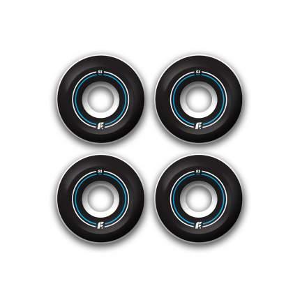 Колеса (4 Штуки) Для Скейтборда Footwork 2020 Basic (Side Cut Shape, 100A) 54 Mm (Б/Р)