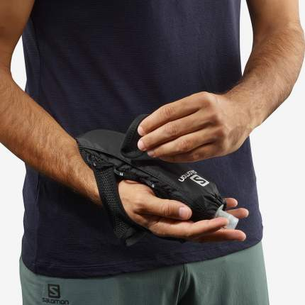 Сумка Поясная Salomon 2020 Pulse Handheld Black (Б/Р:uni)