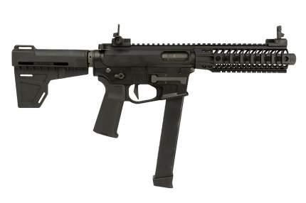 Пистолет пулемет Ares M4 45S-L BK (AR-087E)