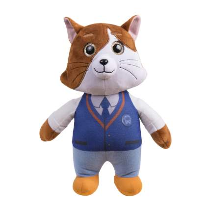 Мягкая игрушка Кошечки-Собачки Оскар 30 см, звук.