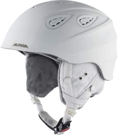 Горнолыжный шлем Alpina Grap 2.0 L.e. 2021, white diamonds matt, M