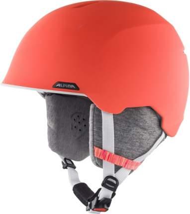 Горнолыжный шлем Alpina Albona 2021, famingo matt, M/L