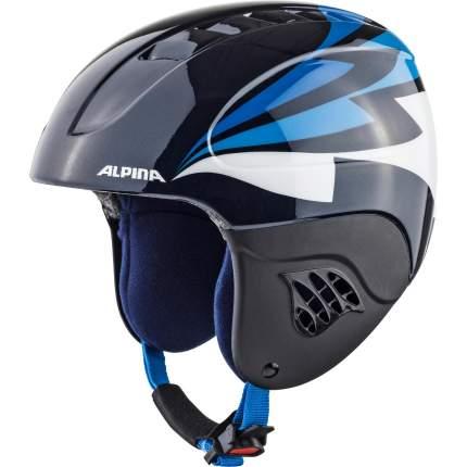 Горнолыжный шлем Alpina Carat 2020, nightblue, S