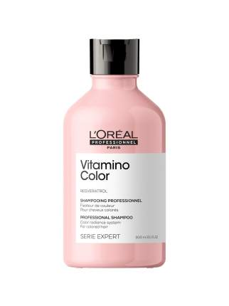 Шампунь L'Oreal Professionnel Vitamino Color Resveratrol для окрашенных волос, 300 мл