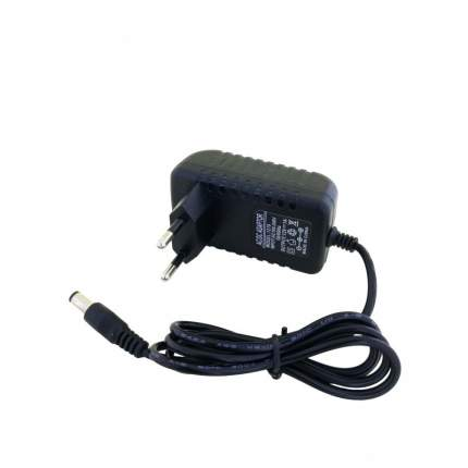 Блок питания (сетевой адаптер) 12В 1А (12V/1A), штекер 5.5 х 2.5