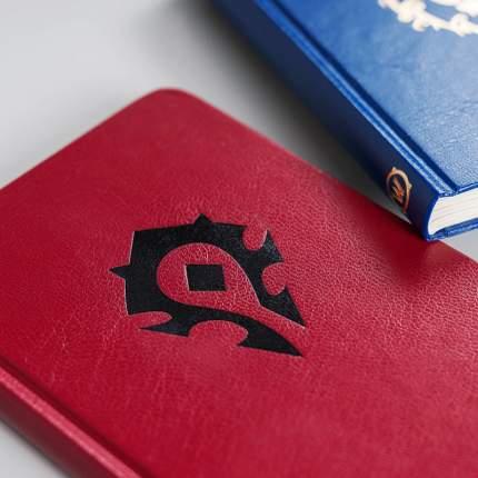 Блокнот Blizzard World of Warcraft: Horde