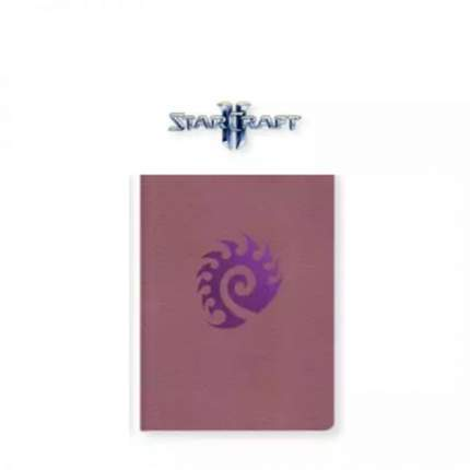 Блокнот Blizzard StarCraft Zerg