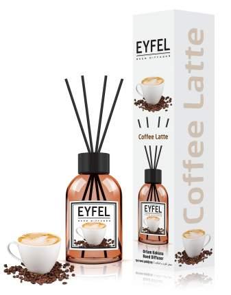 Аромадиффузор диффузор ароматический Eyfel Coffee Latte (Кофе латте) 110 мл