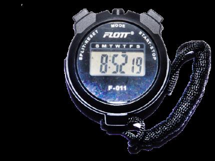 Секундомер электронный FLOTT F-011
