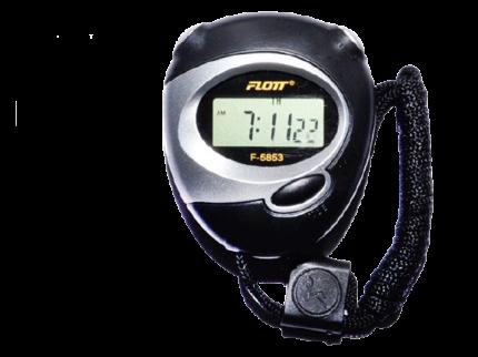 Секундомер электронный FLOTT F-5853