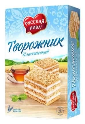 Торт Русская нива Творожник классический 300 г