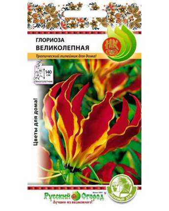 Цветы Глориоза Великолепная (зел.дом) (6шт)