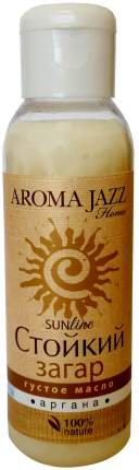 Густое масло Aroma Jazz «Стойкий загар» 100 мл 015401