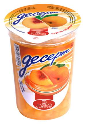 Десерт Лео-ле персик-абрикос 200 г