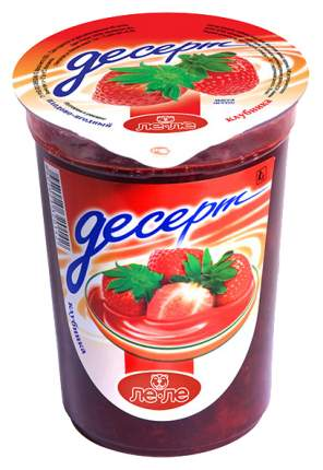 Десерт Лео-ле клубника 200 г