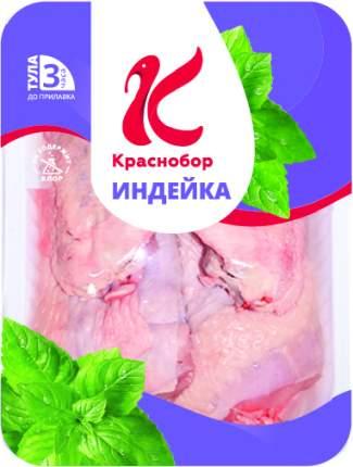 Крыло индейки с кожей Краснобор локтевая часть охлажденное ~600 г