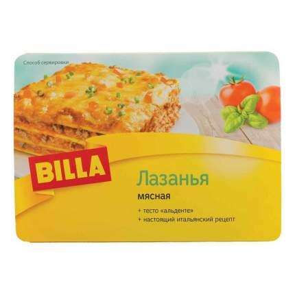 Лазанья Billa мясная 370 г
