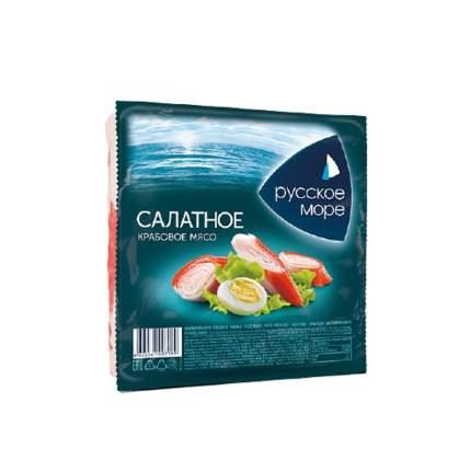 Крабовое мясо Русское Море Салатное охлажденное 200 г