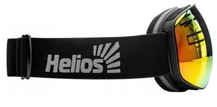 Горнолыжная маска Helios HS-HX-029 2019 желтая