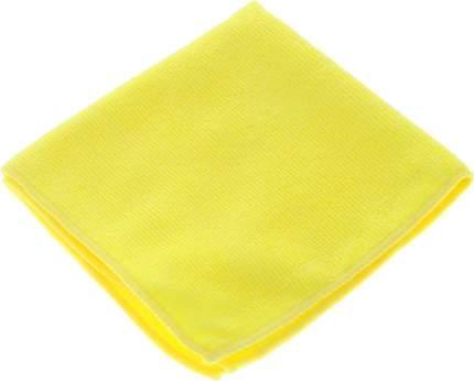Салфетка из микрофибры для стёкол и зеркал, 30х40 см (Цвет: Желтый  )