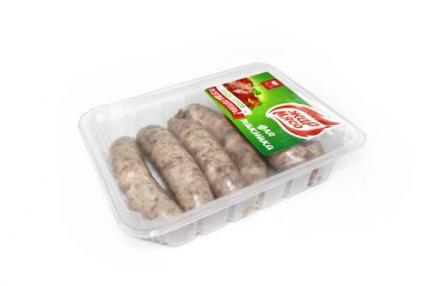 Колбаски гриль Жар-мясо охлажденные ~600 г
