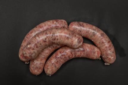 Колбаски говяжьи Эко-Ферма Развилкино The мясо шашлычные для жарки ~1 кг