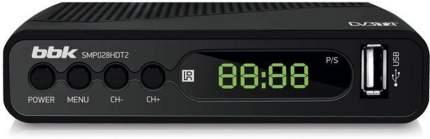 DVB-T2 приставка BBK SMP028HDT2 Black
