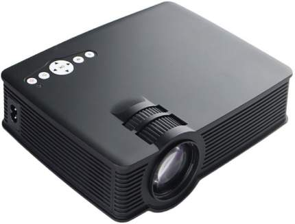 Видеопроектор Cactus CS-PRE.09B.WVGA Black