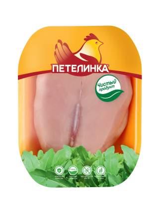 Грудки цыпленка-бройлера Петелинка без кожи на кости ~900 г